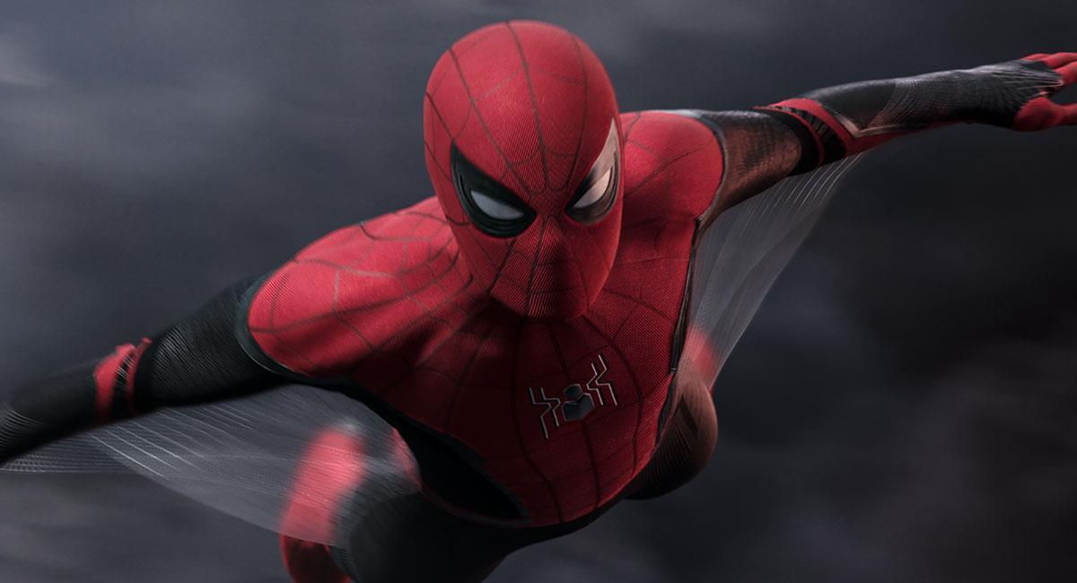 """""""Spider-Man 3"""" es una de las películas más esperadas de la fase 4 del UCM. Foto: Twitter @SpiderManMovie"""