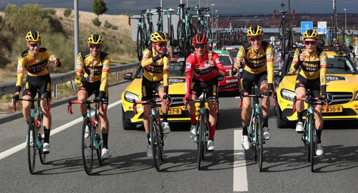 Sigue en vivo la última etapa de la Vuelta a España. Foto: EFE