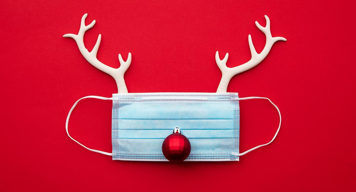 Navidad en tiempos de COVID: 5 tips para celebrar de forma segura. Foto: Shutterstock