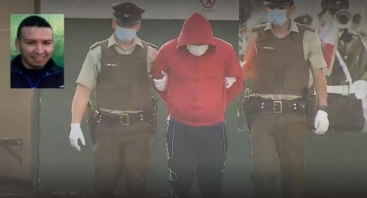 Un colombiano de 30 años fue detenido en Chile acusado de asesinar a 8 personas en la capital, Santiago. Foto: Twitter @Citytv
