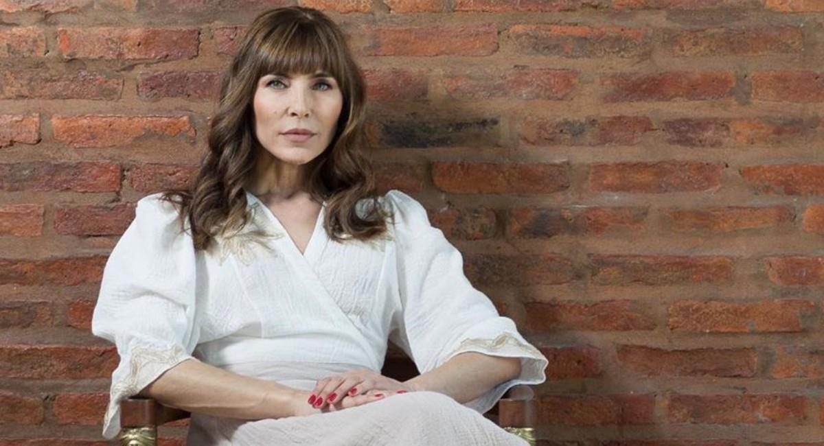 'Dínora Rosales' en 'Pasión de Gavilanes'. Foto: Instagram