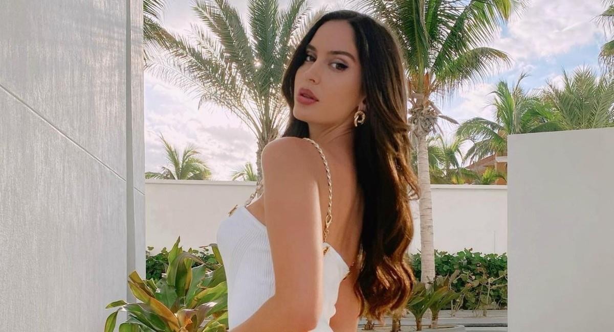 Su nombre ya era conocido en el país por su relación con el cantante colombiano. Foto: Instagram