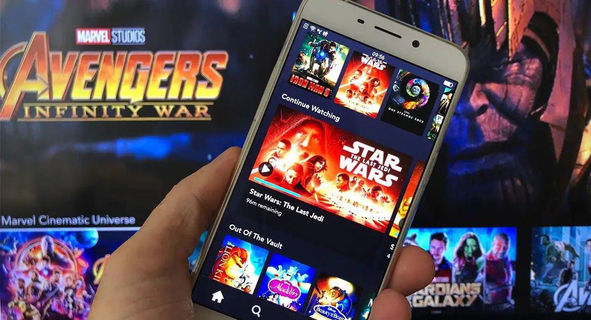 Disney+ contará con las producciones de Marvel, Pixar, Star Wars y National Geographic. Foto: Twitter @QuidVacuo