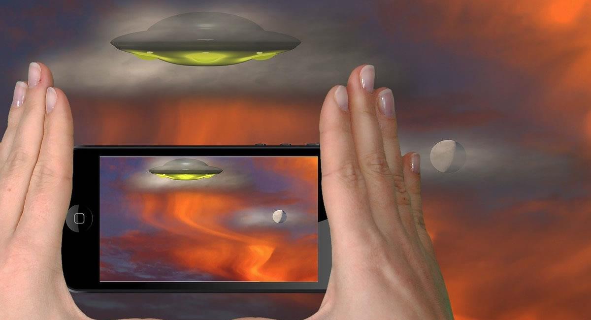 """La 'app' te muestra cómo visualizar e identificar un posible evento """"extraterrestre"""". Foto: Pixabay"""