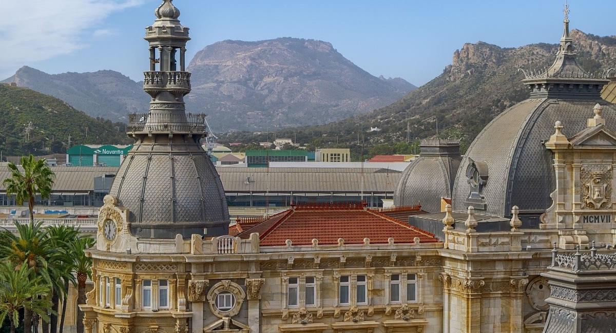 El Centro Histórico de Cartagena es considerado Patrimonio Cultural. Foto: Pixabay