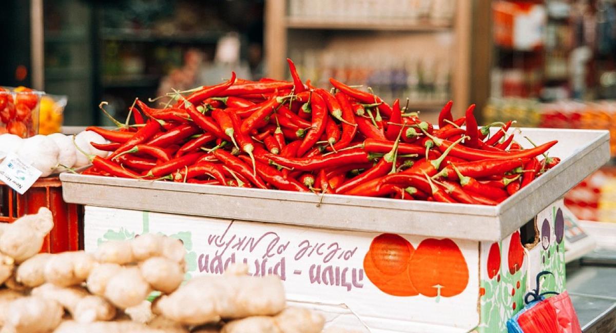 Comer picante puede ser muy beneficioso para la salud. Foto: Pixabay Free-Photos