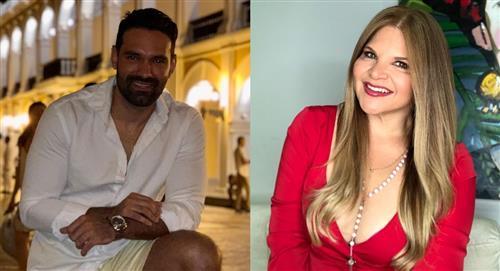 Rafael Caparroso, exnovio de Diva Jessurum fue hospitalizado por COVID-19