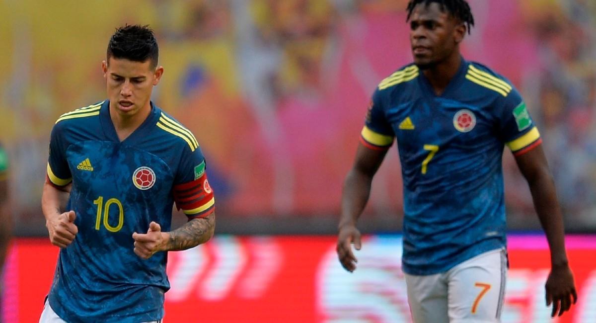 Las goleadas sufridas con Uruguay y Ecuador fracturaron al equipo. Foto: EFE