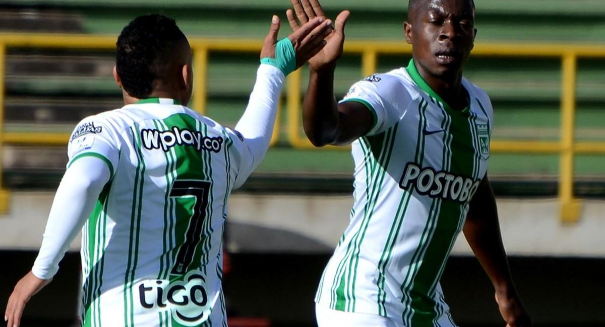 Jarlan Barrera hizo el gol del empate que llevó el partido a los penales. Foto: Twitter @nacionaloficial