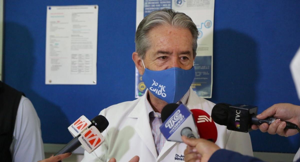 Ante la posibilidad en el aumento de casos, Ecuador mantendrá sus fronteras cerradas. Foto: Facebook Dr. Juan Carlos Zevallos
