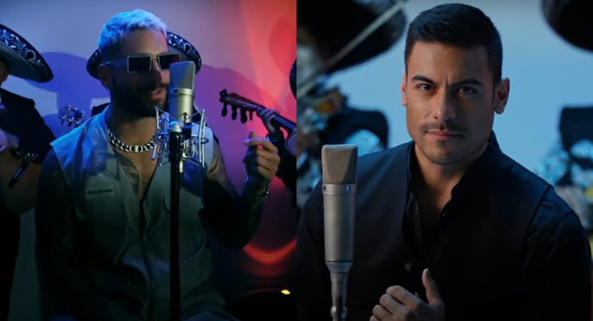 """El intérprete de """"Hawái"""" demuestra su talento para cantar diferentes géneros musicales. Foto: Youtube"""