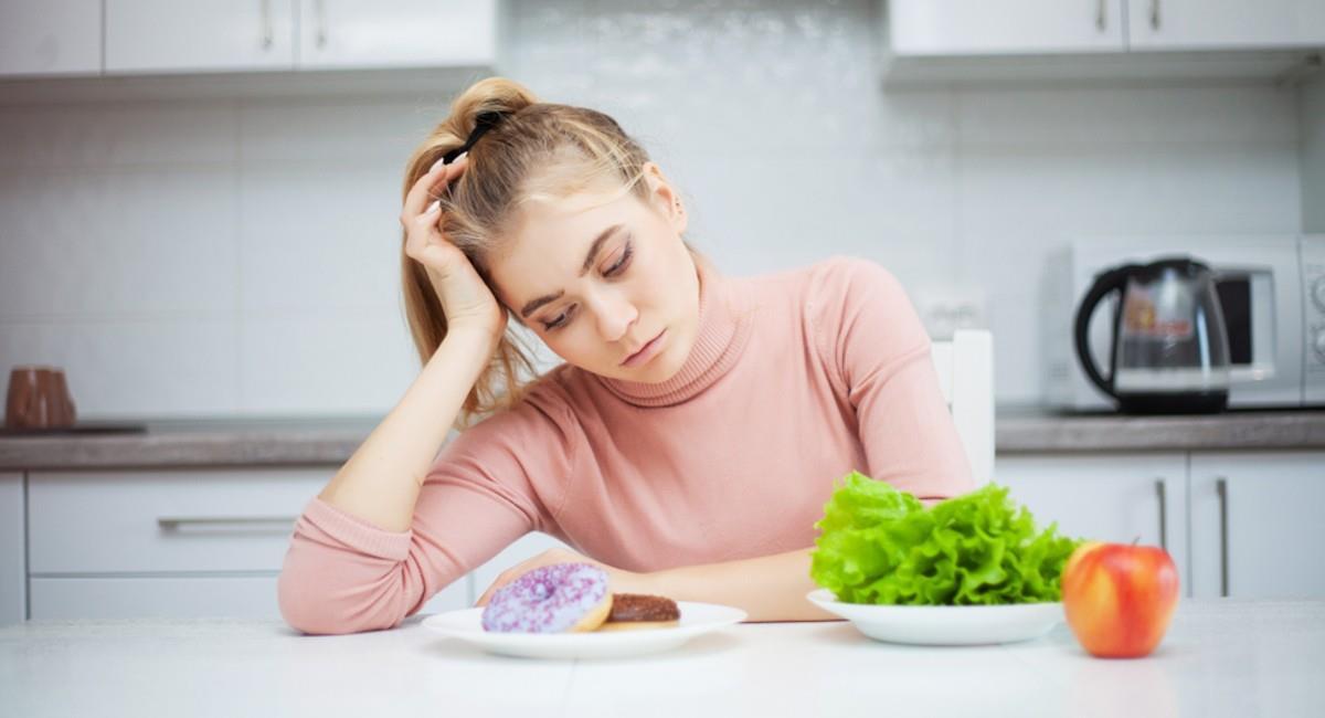 Así podrás reducir el estrés con una buena alimentación. Foto: Shutterstock