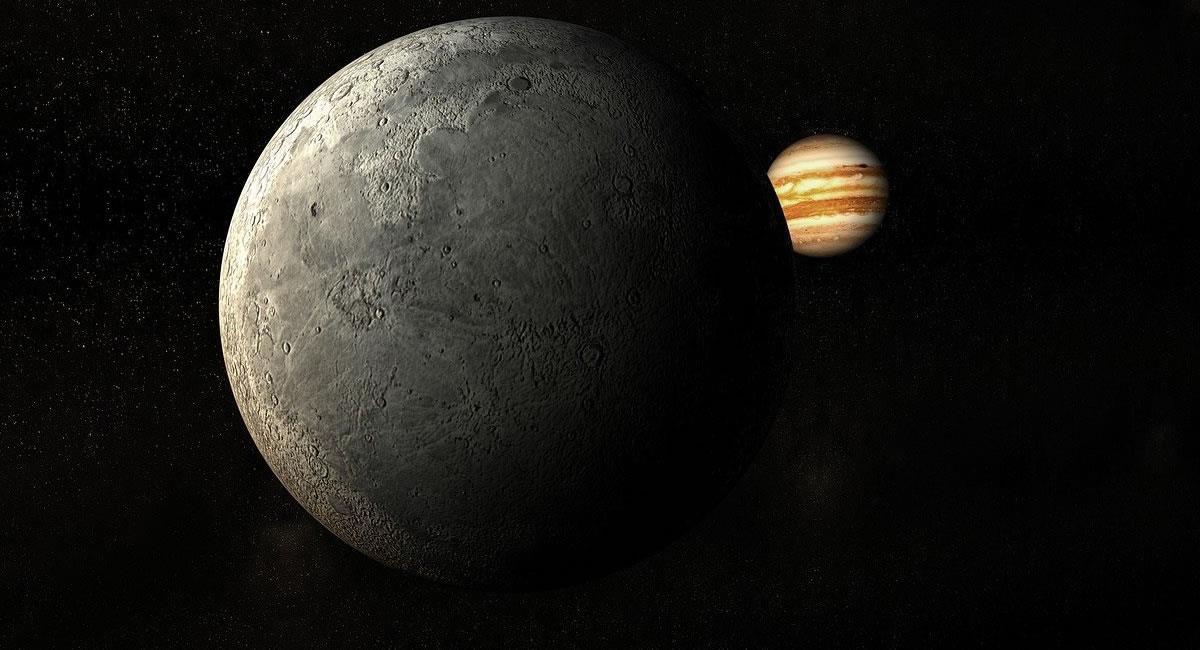 Este acercamiento no se evidencia desde la Tierra, hace casi 4 siglos, es decir casi desde la Edad Media. Foto: Pixabay