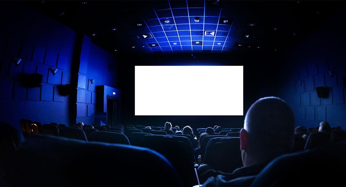 Conoce aquí las salas de cine que podrás volver a visitar en lo que resta del 2020. Foto: Shutterstock