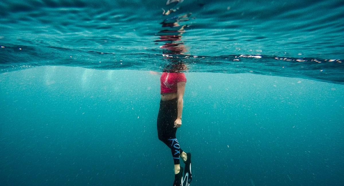 Practicar buceo, en playas colombianas, podría ser una maravilla por sus mares. Foto: Pixabay
