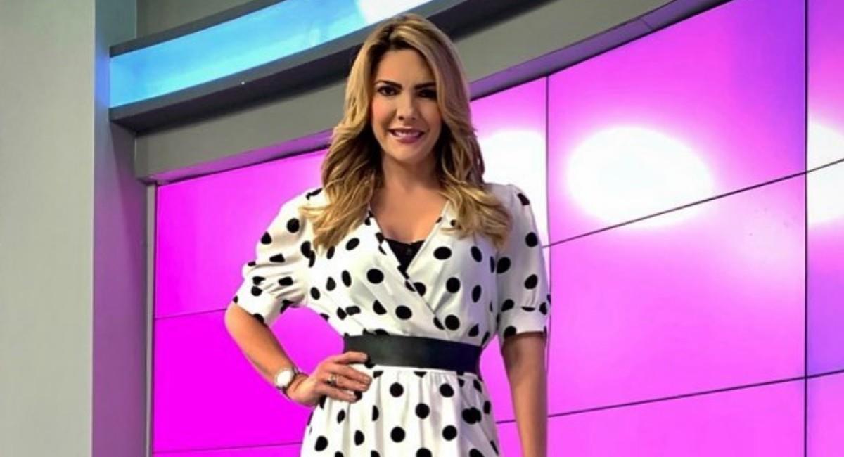 Comenzó como presentadora de entretenimineto en el reality 'Protagonstas de Novelas'. Foto: Instagram