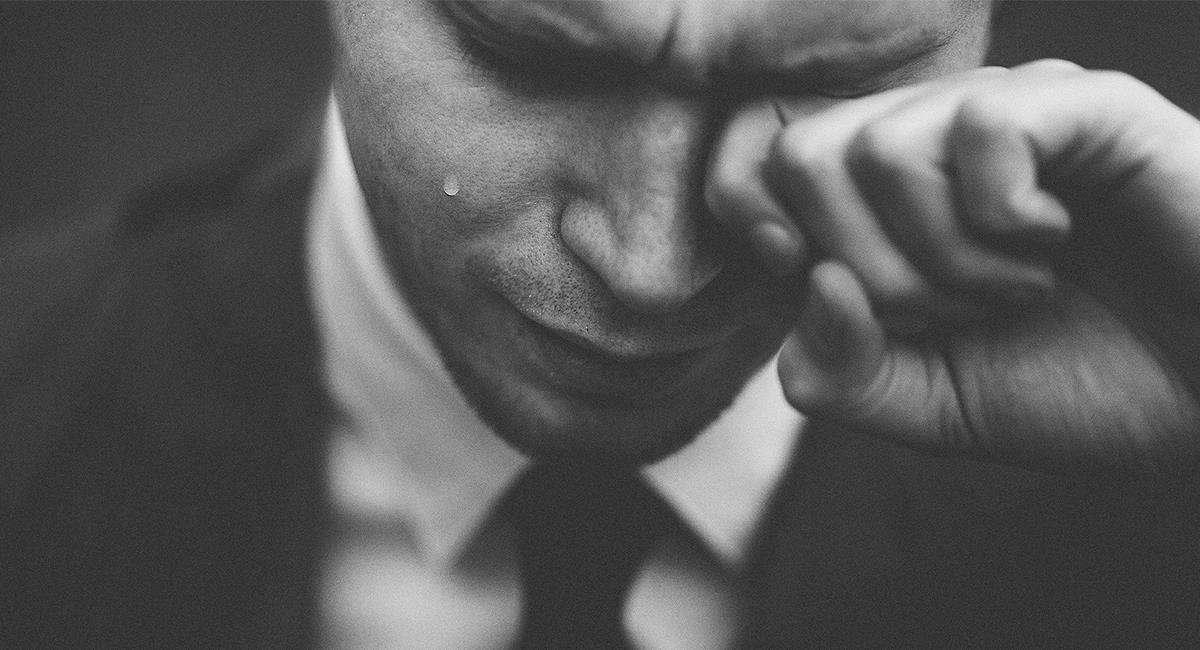 4 signos zodiacales que tienen a los hombres más llorones. Foto: Pixabay