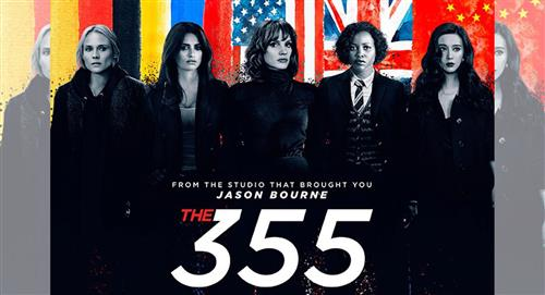 """""""The 355"""", la cinta en la que Penélope Cruz es una espía colombiana, se retrasa a 2022"""