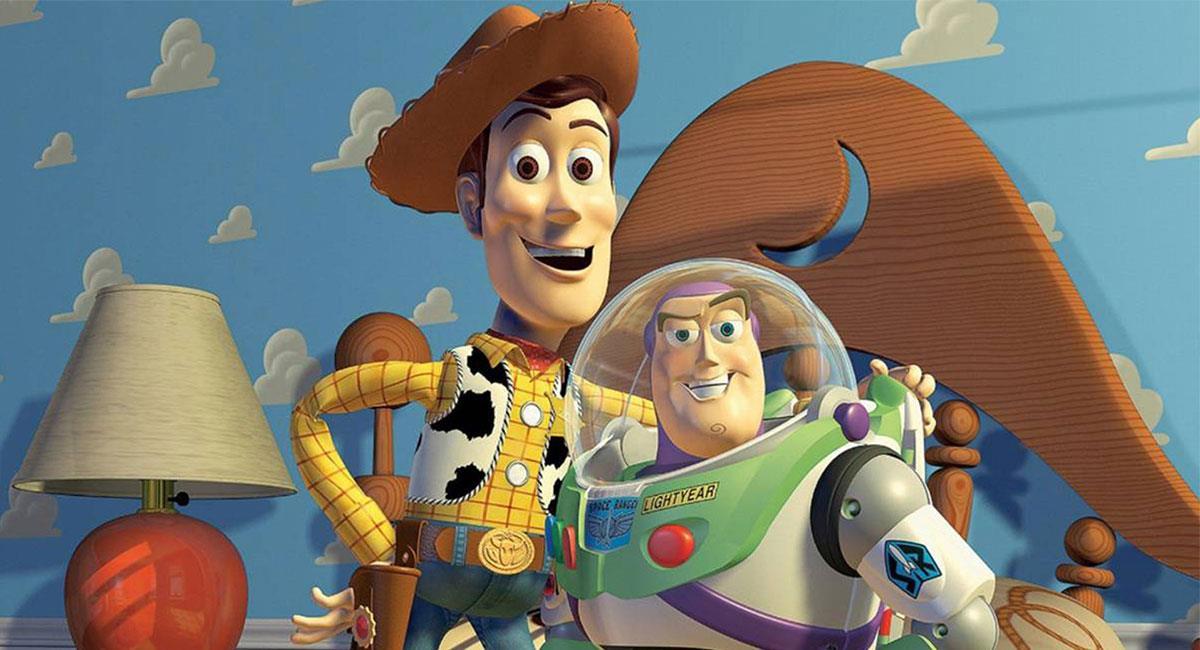 """""""Toy Story"""" cambio la historia del cine de animación y marcó una nueva época. Foto: Twitter @DisneySpain"""