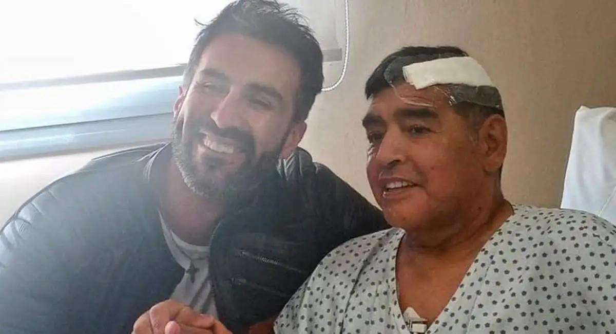 Diego Armando Maradona fallece a sus 60 años. Foto: EFE