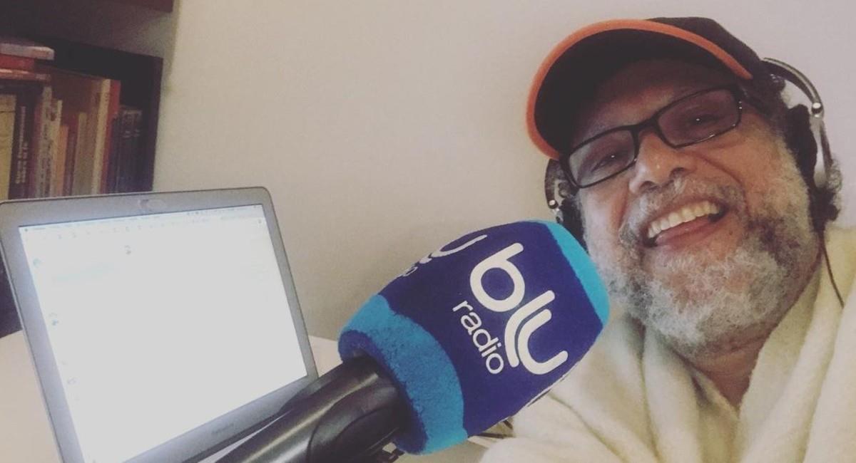 El Padre Alberto Linero expresó lo que opina sobre el endiosamiento de Maradona. Foto: Instagram @plinero