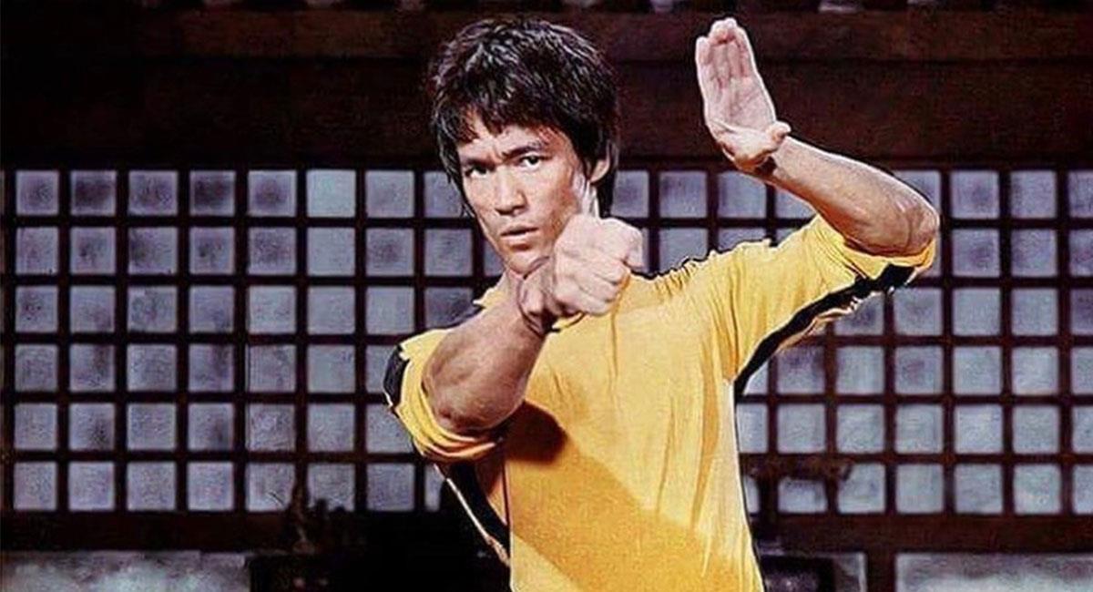 Bruce Lee dejó un legado muy grande en el cine de artes marciales. Foto: Twitter @brucelee