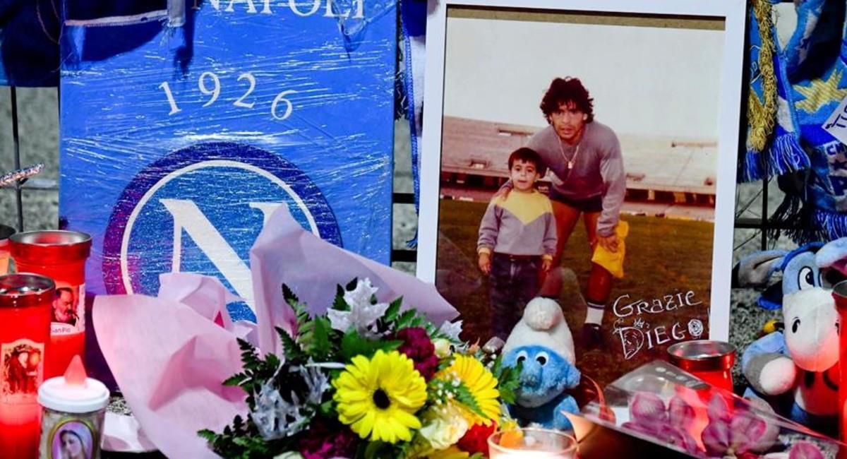 El fallecimiento de Maradona ha generado polémica en el mundo. Foto: EFE