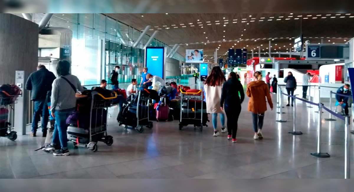 Al país ingresan unas 4500 personas al día, según Migración Colombia. Foto: Presidencia Colombia
