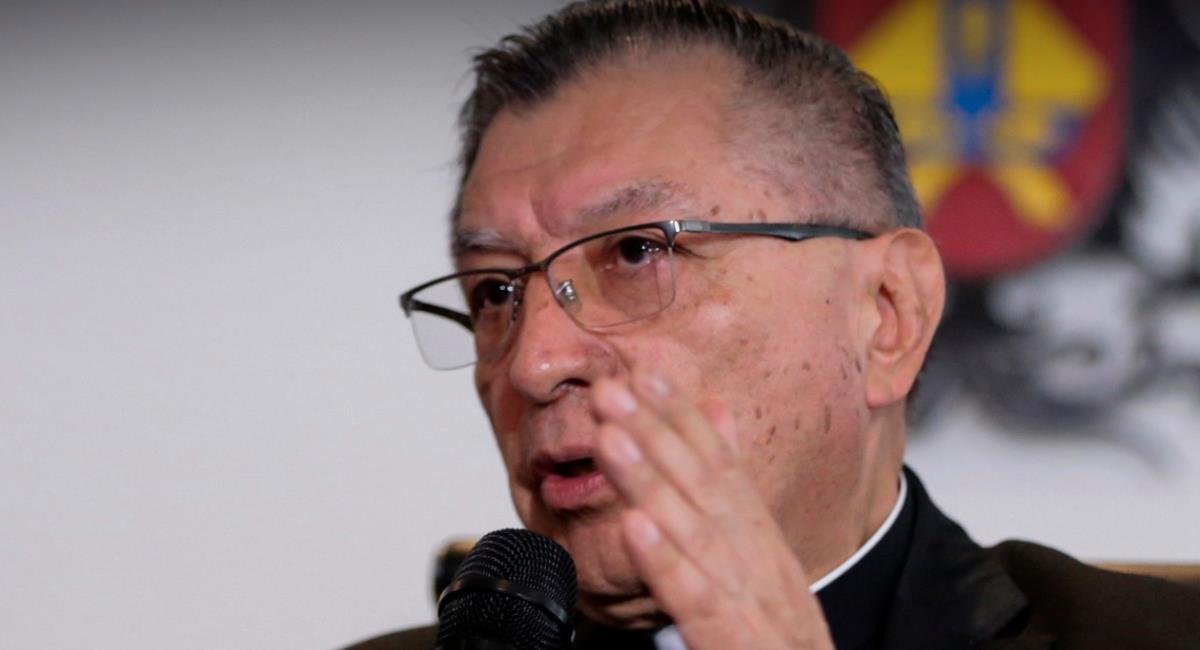 Iglesia pide oración en nombre a monseñor Óscar Urbina. Foto: Twitter @atntelevision