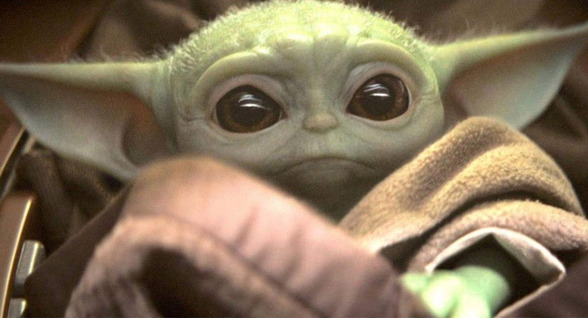 Baby Yoda es uno de los personajes más queridos de la franquicia de Star Wars. Foto: Twitter @themandalorian
