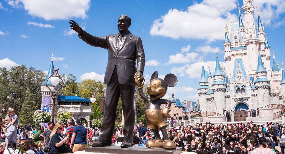 Walt Disney no fue ajeno a la crisis generada por el COVID-19. Foto: Pixabay