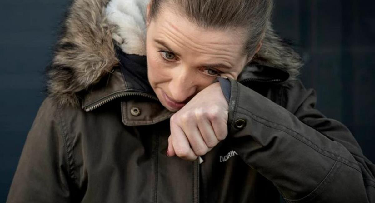 La primera ministra de Dinamarca reconoció como un error la matanza de visones sanos. Foto: Twitter @Pmexico