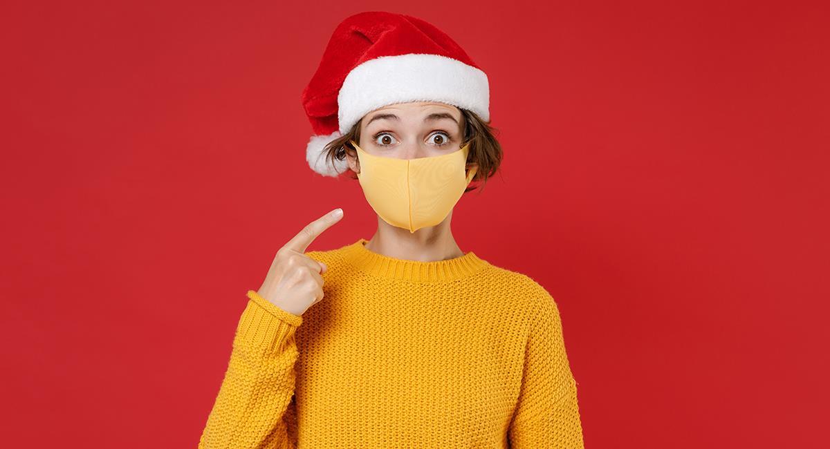5 recomendaciones de la OMS para celebrar Navidad responsablemente. Foto: Shutterstock