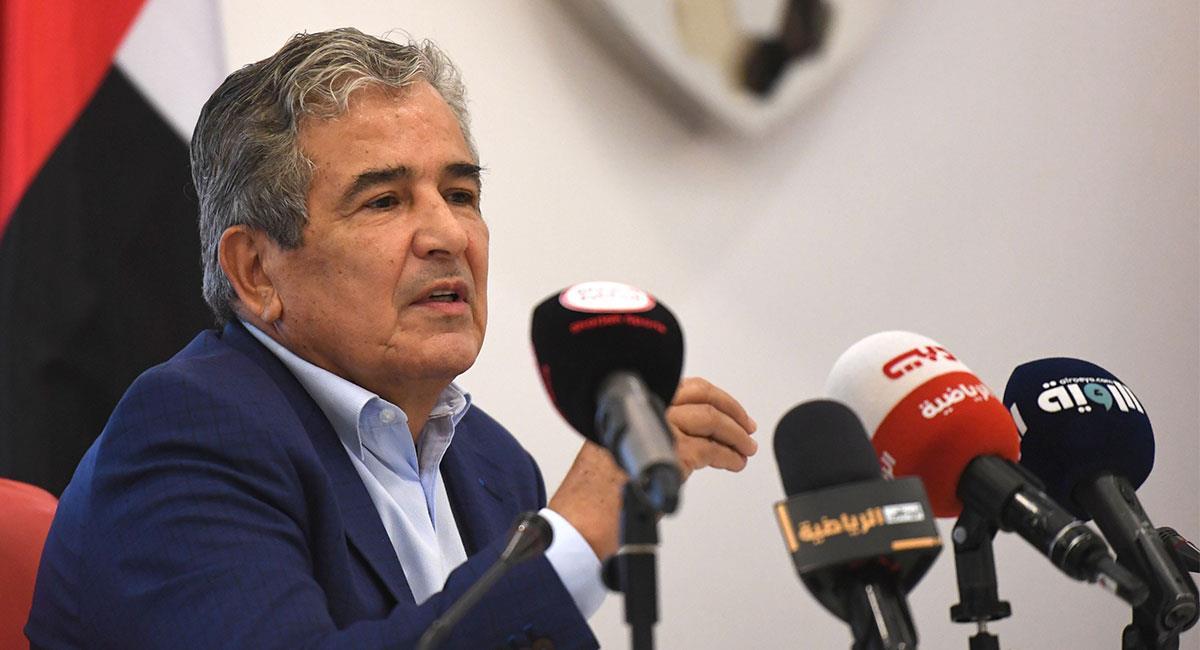 Jorge Luis Pinto ya no es más DT de Emiratos Árabes