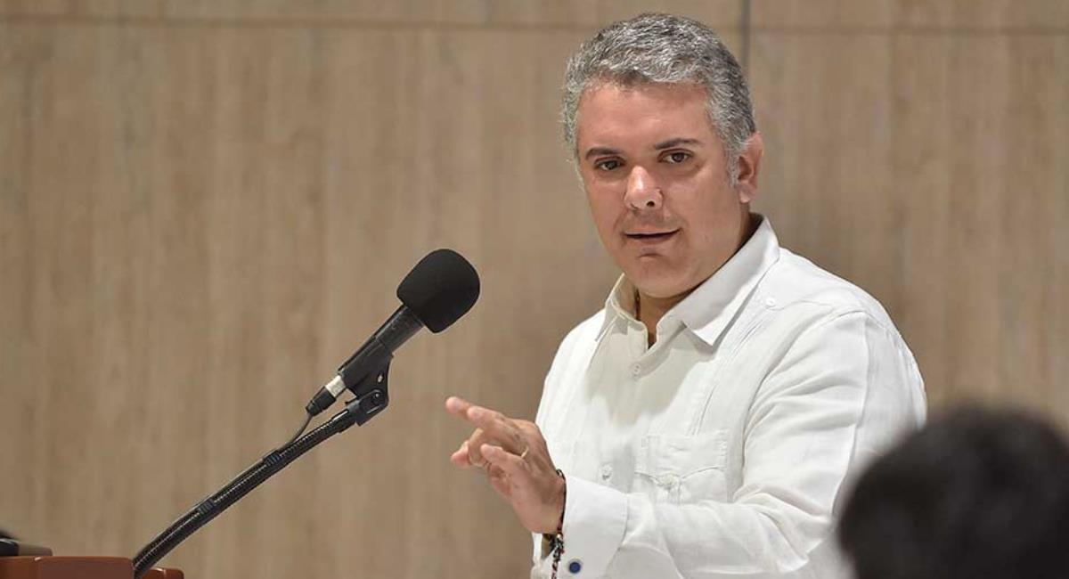 Gobierno extiende emergencia sanitaria y toma medidas para diciembre. Foto: Presidencia de Colombia