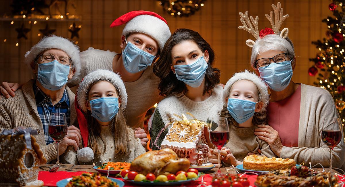 Viróloga revela 3 cosas que debes hacer para poder reunirte con tu familia en Navidad. Foto: Shutterstock