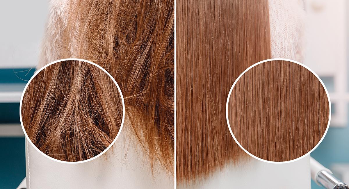 3 increíbles mascarillas caseras para reparar el cabello maltratado. Foto: Shutterstock