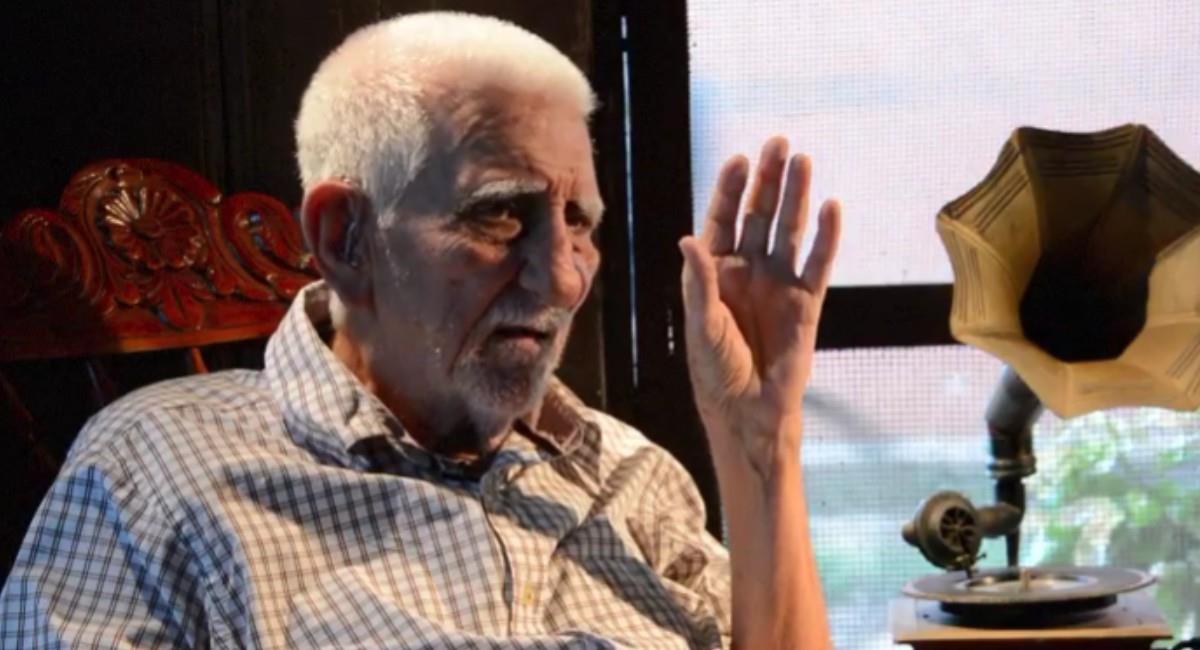 Maestro Julio Erazo Cuevas. Foto: Youtube