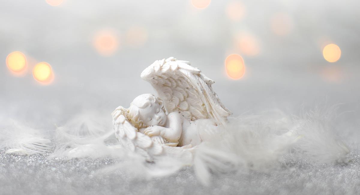 6 increíbles señales que usa tu ángel protector para comunicarse contigo. Foto: Shutterstock