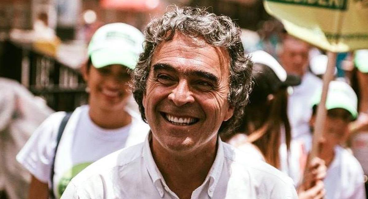Sergio Fajardo, candidato presidencial elecciones 2022. Foto: EFE