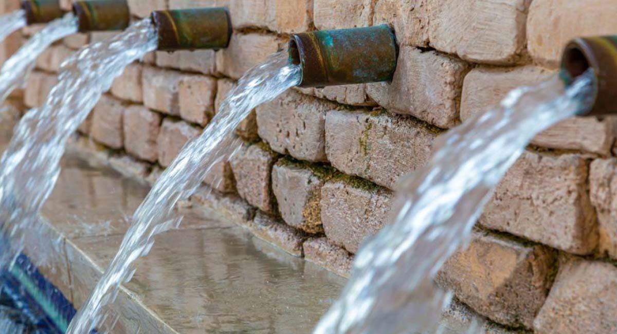 Los cortes de agua tendrán una duración de 24 horas. Foto: Alcaldía de Bogotá