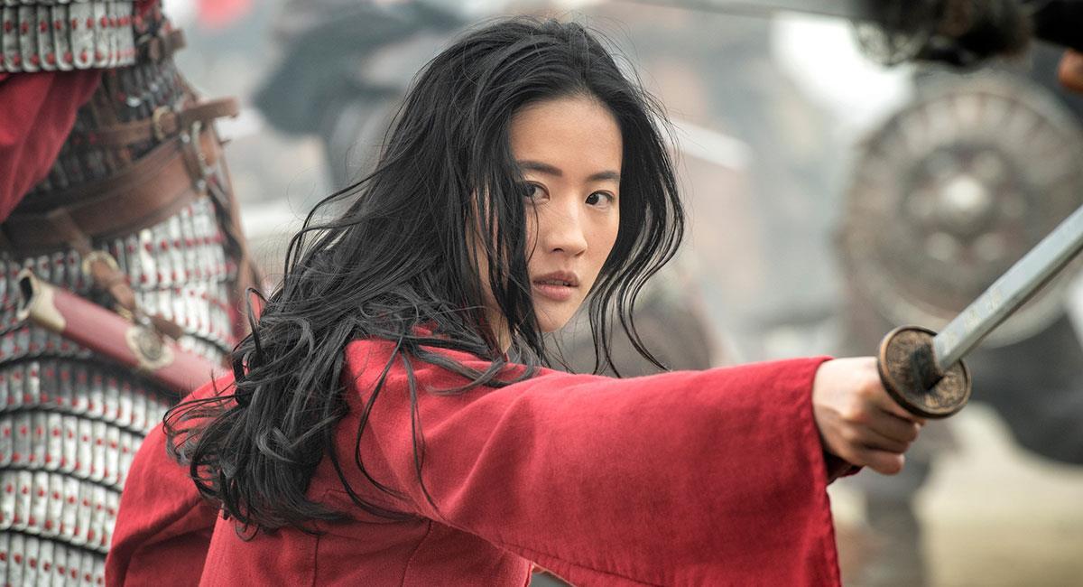 """""""Mulan"""" fue una de las películas más perjudicadas por la pandemia del coronavirus. Foto: Twitter @DisneysMulan"""