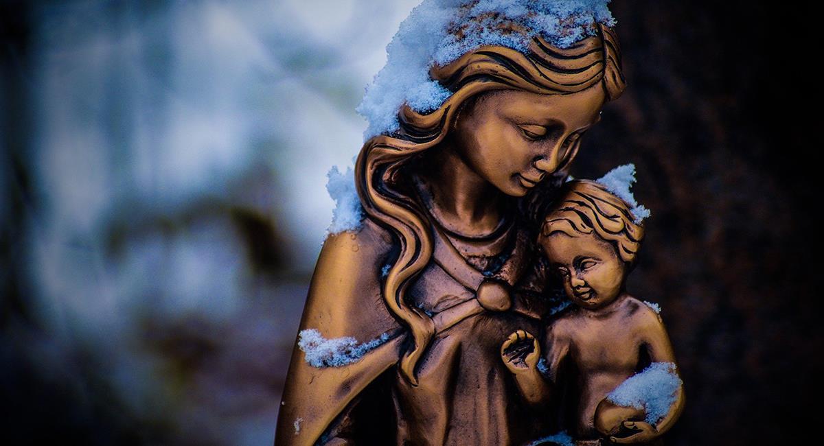 Poema y oración a la Virgen María que realmente te harán reflexionar. Foto: Pixabay