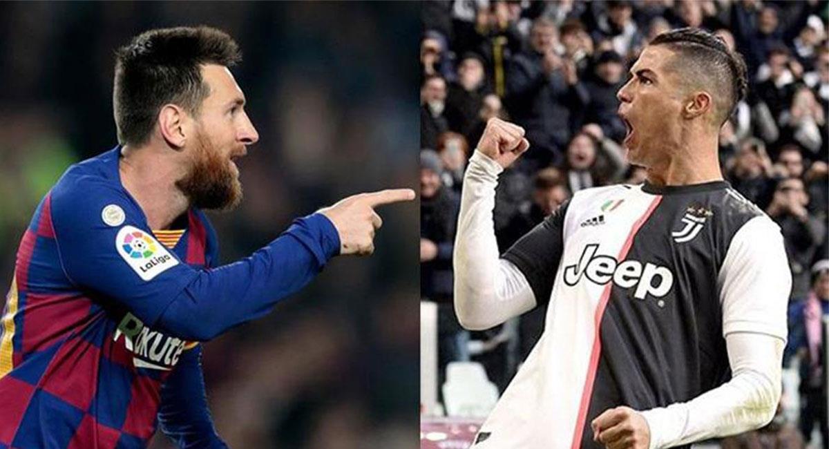 Messi y Cristiano Ronaldo no se encuentran en un campo de juego desde 2018. Foto: Instagram @leomessi y @cristiano