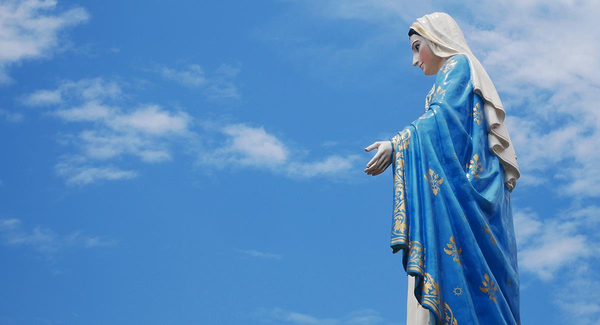 3 datos curiosos sobre la Inmaculada Concepción. Foto: Shutterstock