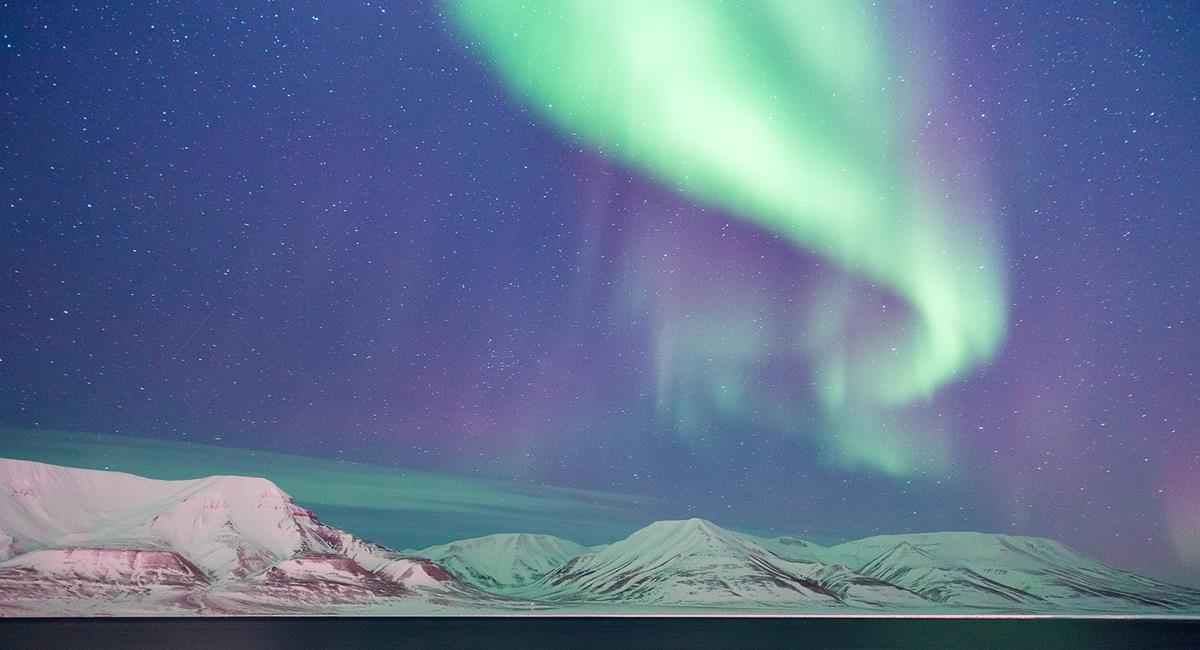 La tormenta solar provocará varios efectos, pero el más bonito serán las auroras boreales. Foto: Pixabay