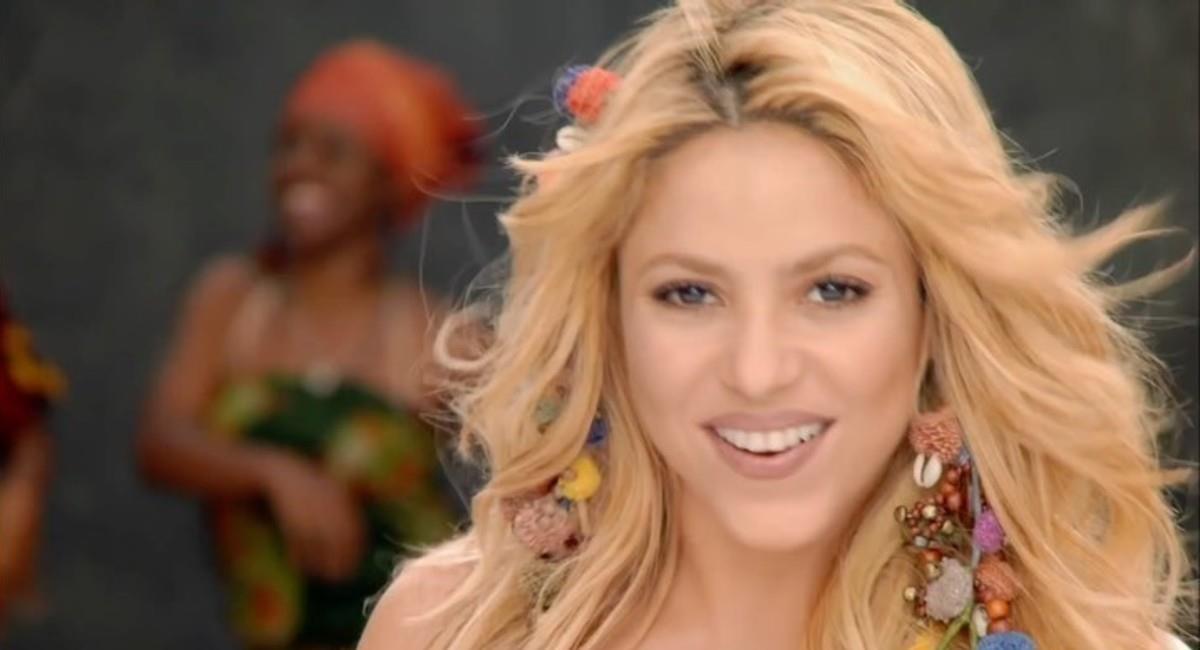Shakira se mostró sorprendida al conocer los datos de Google. Foto: Instagram