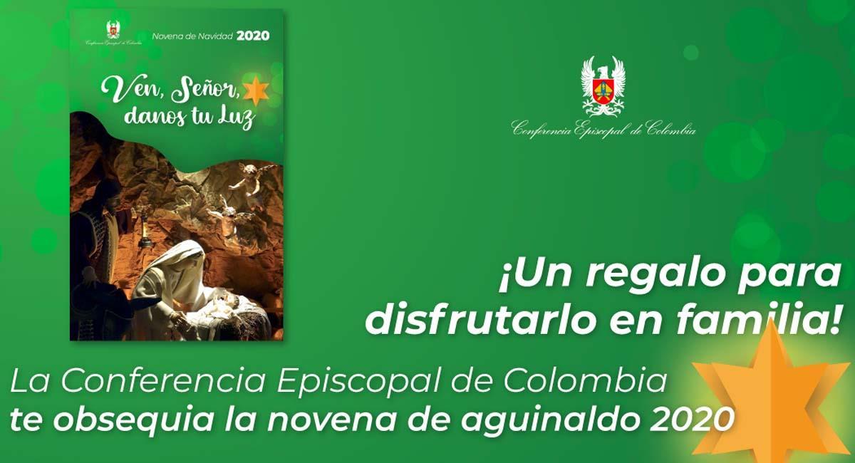 La Novena también se puede vivir virtual. Foto: Episcopado de Colombia