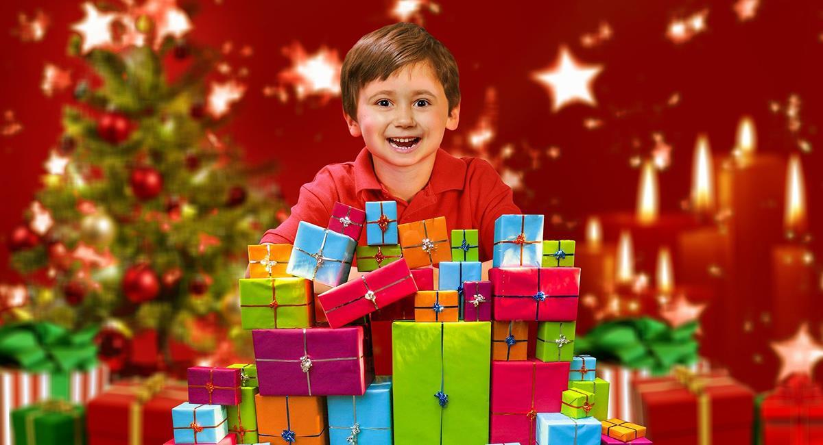 No caigas en excesos: 3 consecuencias de dar muchos regalos a un niño en Navidad. Foto: Pixabay