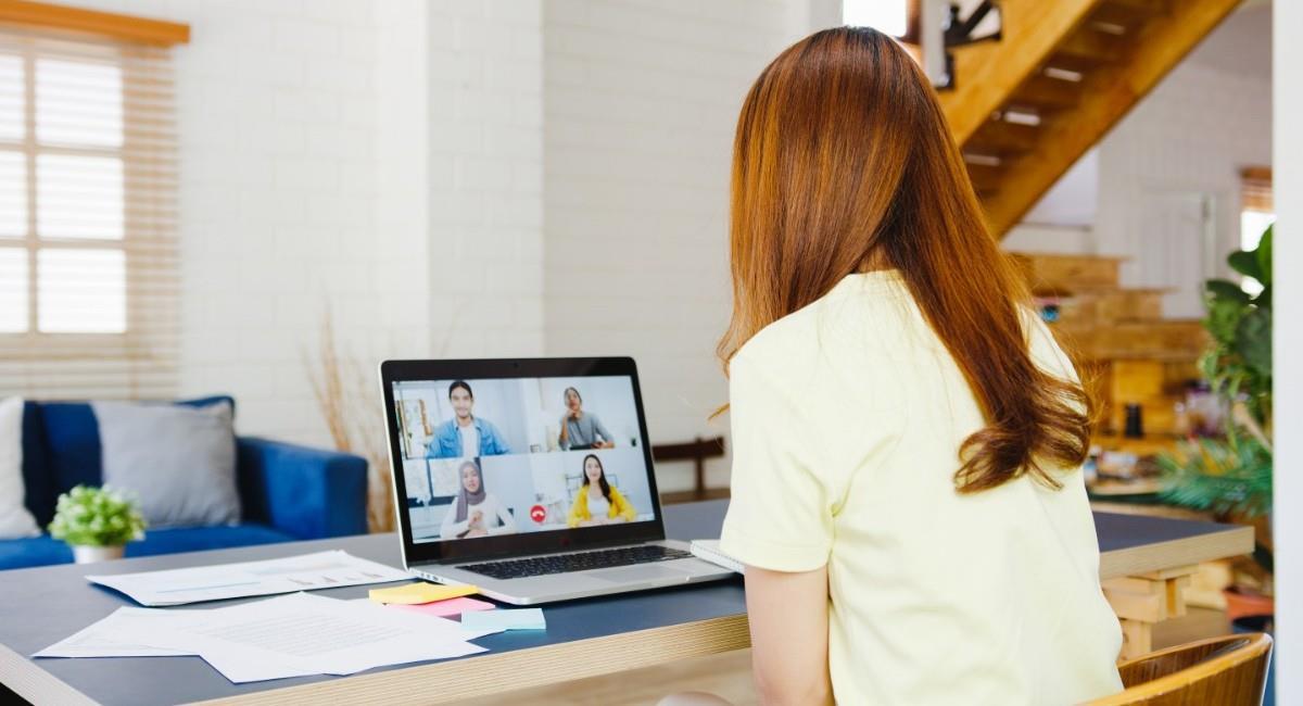 El trabajo en casa será una mejor experiencia con esta herramienta. Foto: Shutterstock